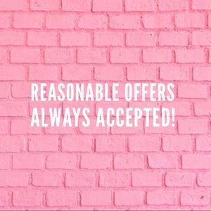 Accessories - Send me an offer 🖤